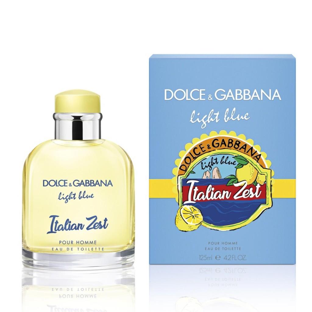 3209cc3412b79d Dolce   Gabbana Light Blue Eau Intense pour Homme for Men EDT 125ml   Shopee  Malaysia