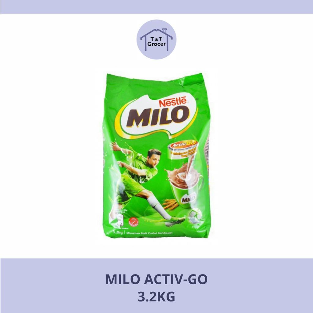 Milo  Activ-Go 3.2kg