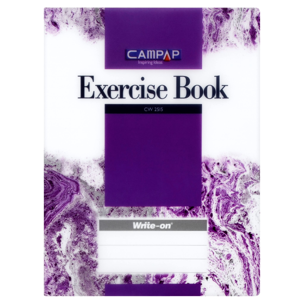 Campap Exercise Book (70g x 200s) CW2515
