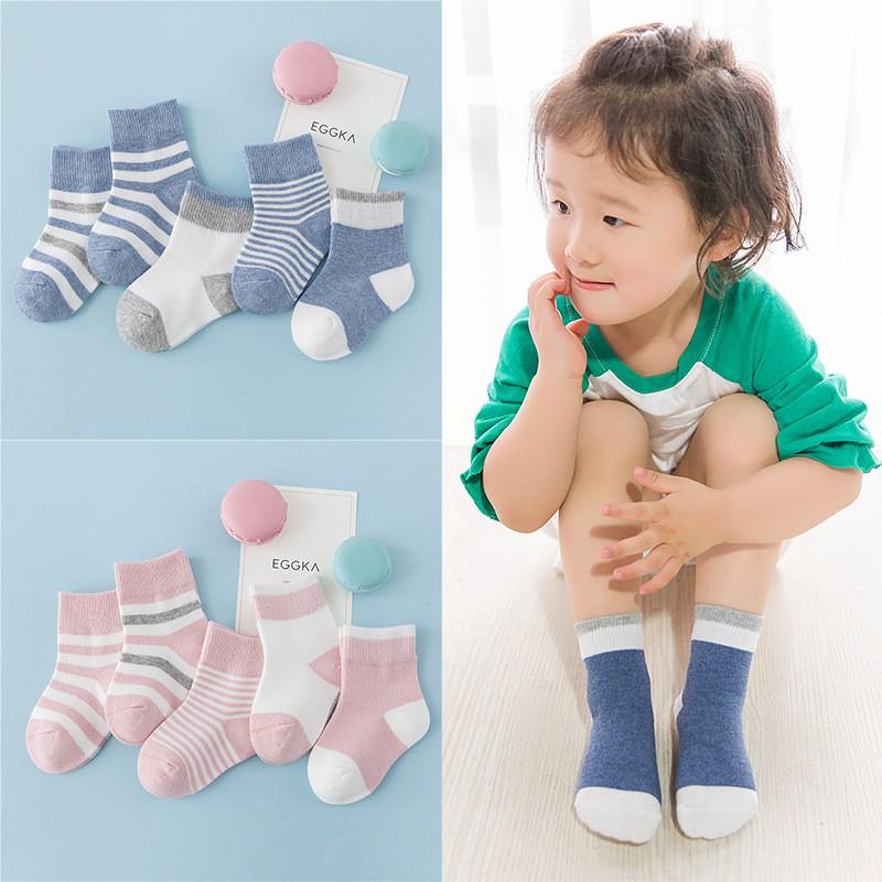 Careful 1pair Cute Cartoon Fox Mickey Bear Duck Fashion Design Baby Boy Girl Kids Knee High Socks For Boys Girls Child Brand New 0-6y Socks Socks, Tights & Leggings