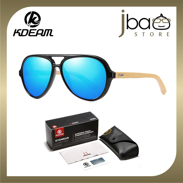 KDEAM Polarized Sunglasses Men Outdoor Casual Driving KD8804-C5