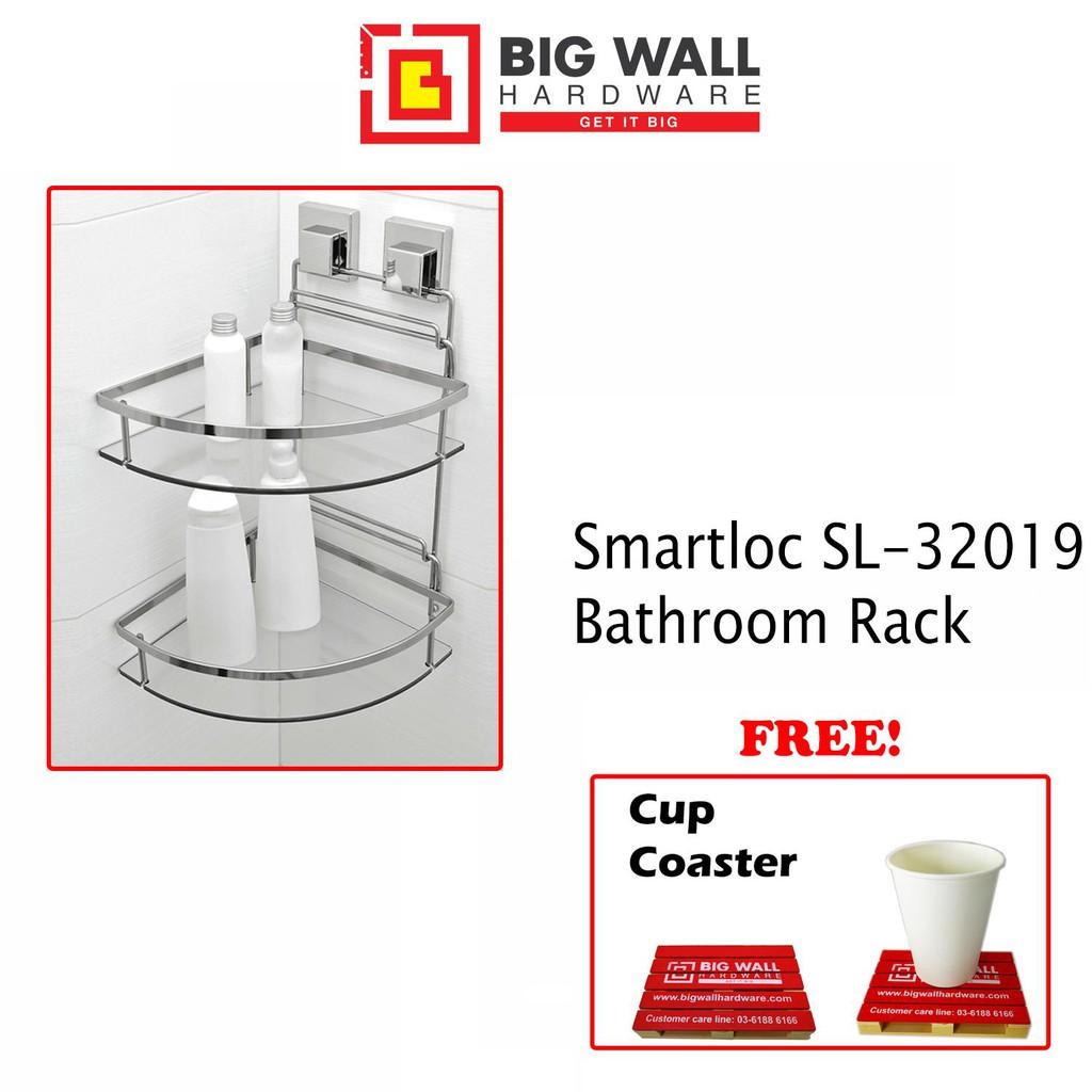Smartloc SL-32019 Bathroom Rackv