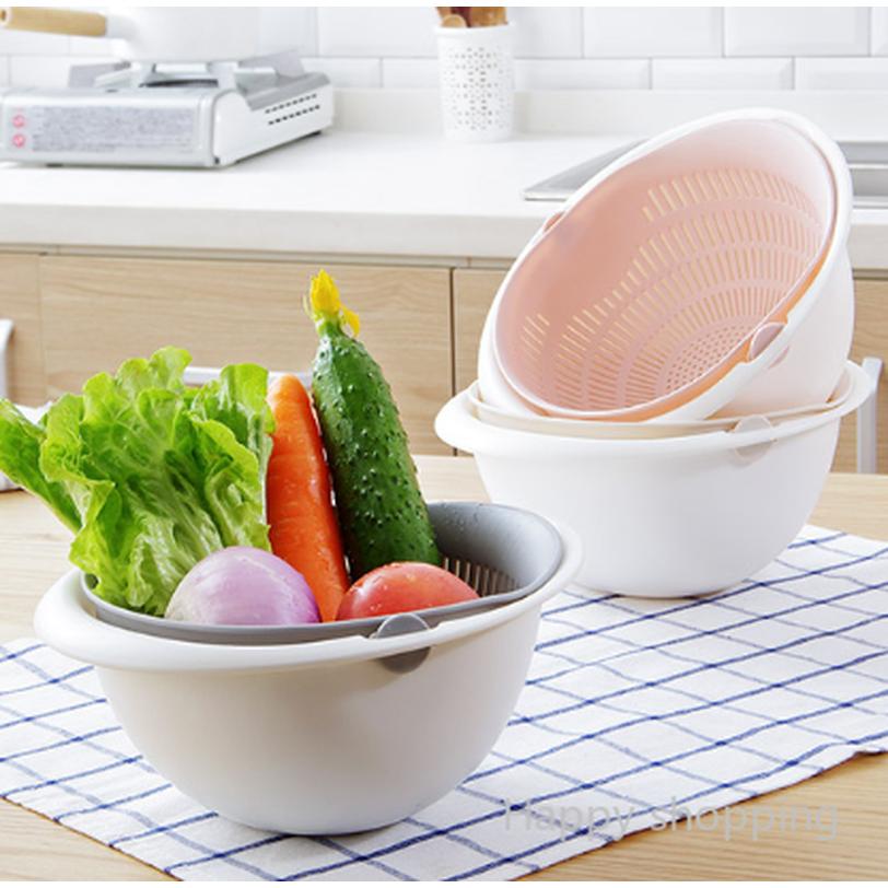 Bakul Pencuci Pinggan Simpanan Dapur Set Bakul Nasi Keranjang Buah Bakul Sayur Sayuran Peralatan Dapur Rumah Artifak Mencuci Sayur Keperluan Harian Shopee Malaysia