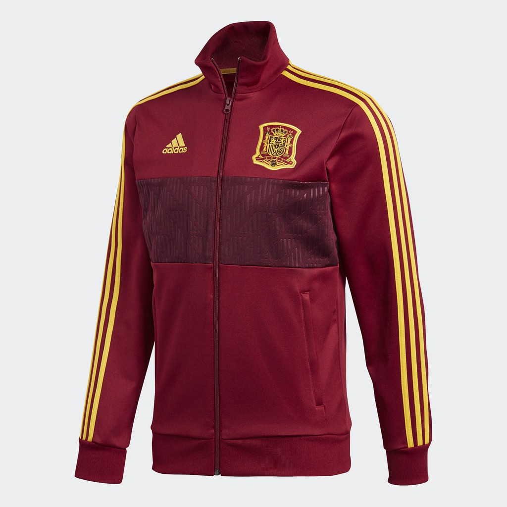 Spain Training Jacket Red 2018