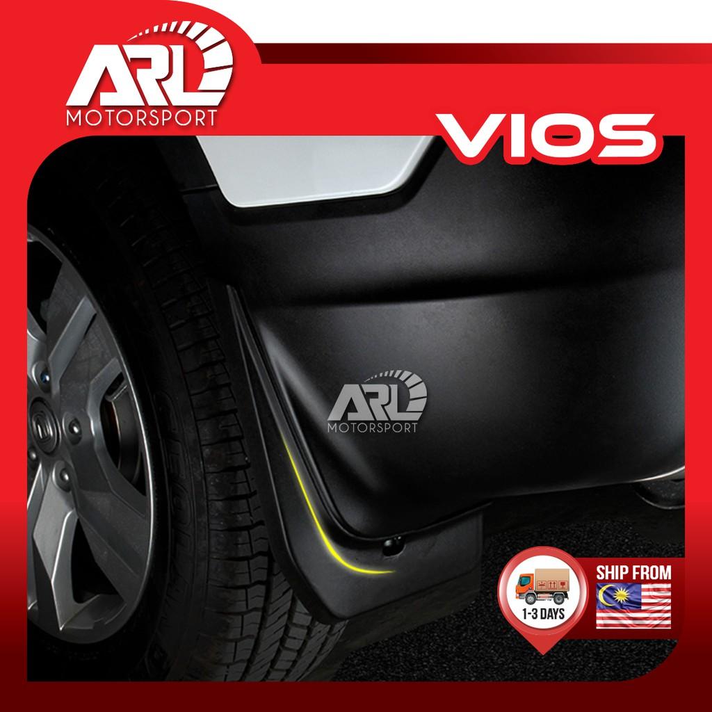 Toyota Vios (2013-2018) NCP150 Mudguards Mud Flats Car Auto Acccessories ARL Motorsport