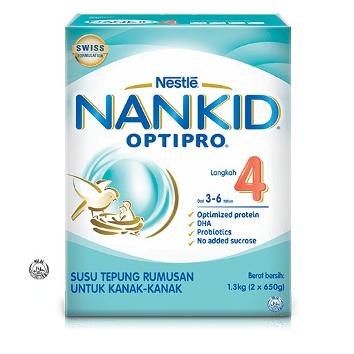 NANKID OPTIPRO STEP 4 (1.3kg)