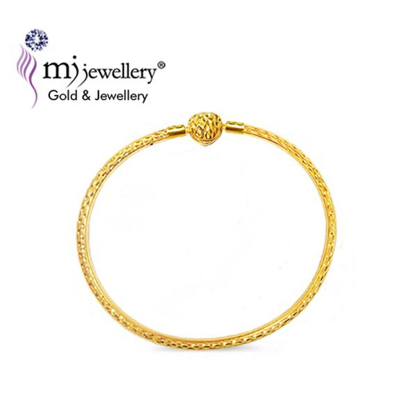 6c4ef9577 🔥ORIGINAL GOLD 22K🔥Charm LollyPop 1.38g Emas 916 Pendant for Bracelet  Bangle   Shopee Malaysia