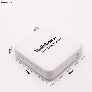 mini Bluetooth Satellite Finder With Android System APP For