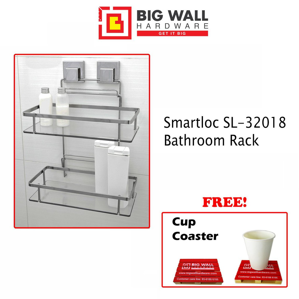 Smartloc SL-32018 Bathroom Rack