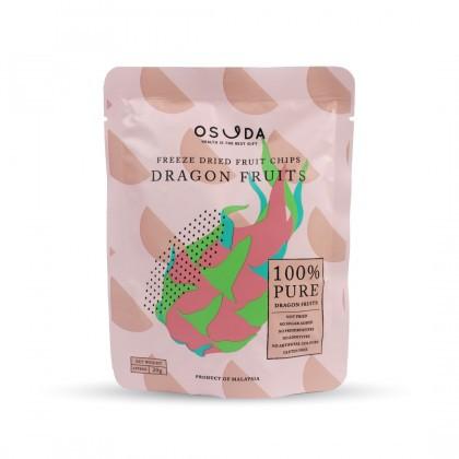 Love Earth Osuda Freeze Dried Dragonfruits 20g