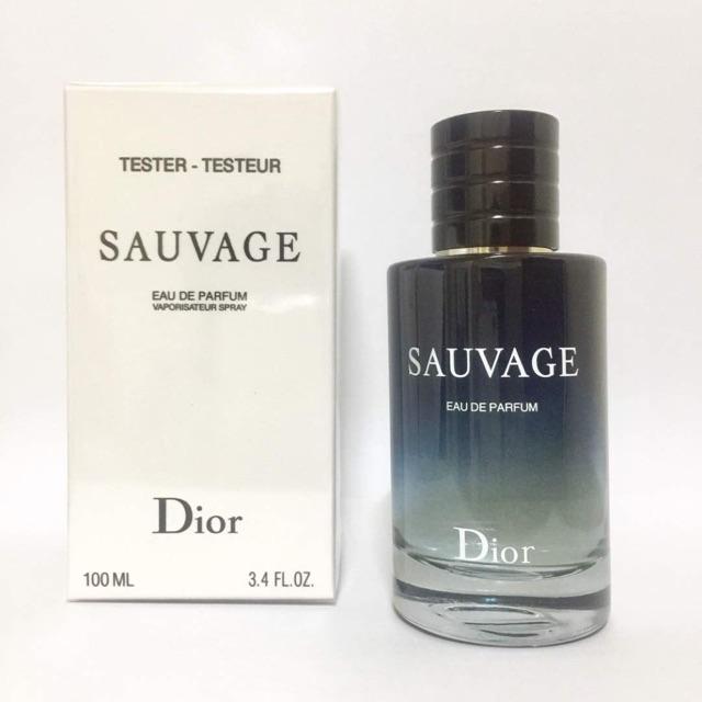 Original D I O R Sauvage Eau De Parfum 100ml Shopee Malaysia