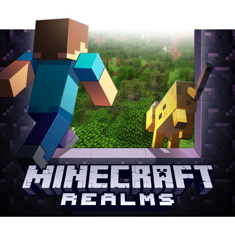 Minecraft Realms Original Need Account Details
