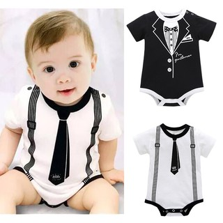 01f5a7236 ❣ ❣️Toddler Infant Kids Baby Girl Boy Clothes Romper Playsuit ...