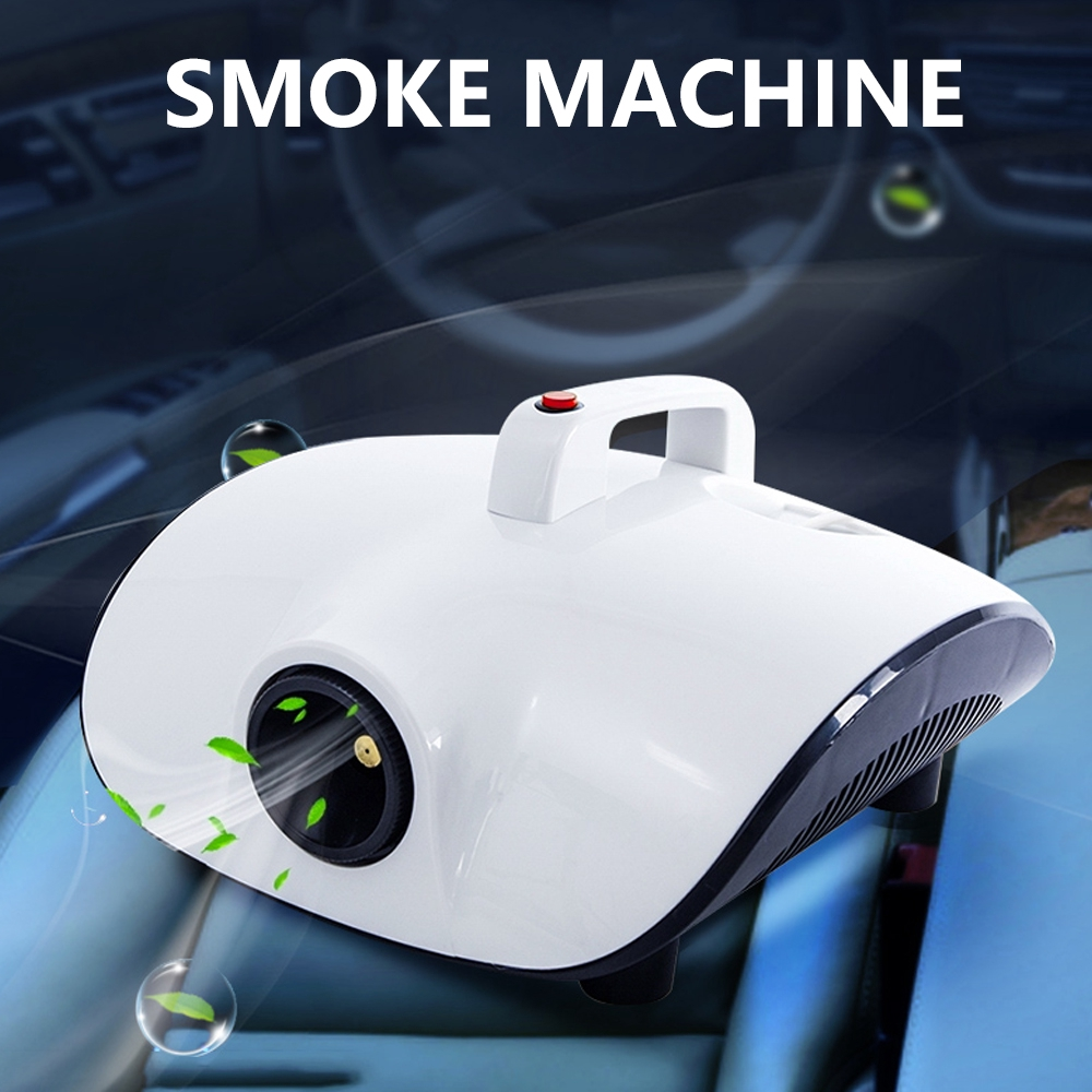 Home Car Inner Remove Formaldehyde Atomizing Bacteria Disinfectant Fog Machine A