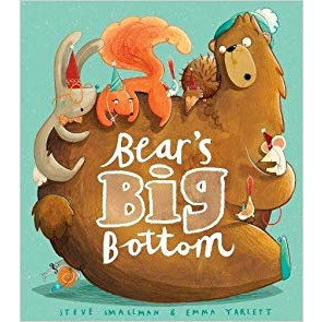 Bear's Big Bottom Paperback