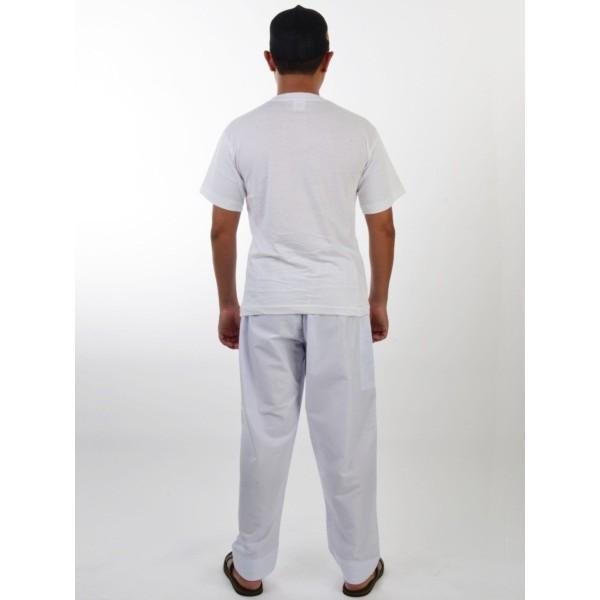 Haji Mens T-Shirt putih