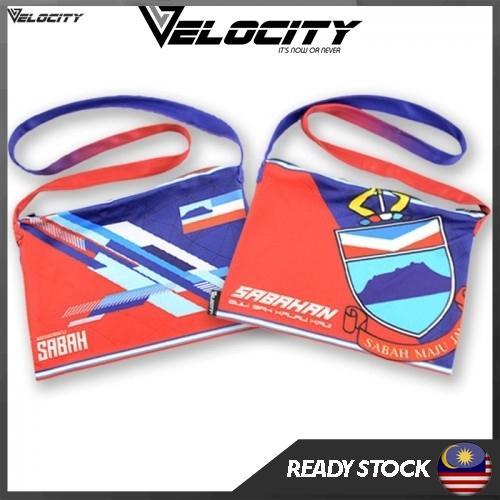 [READY STOCK] Velocity Velocool Sport Sling Bag Sabah For Men or Women