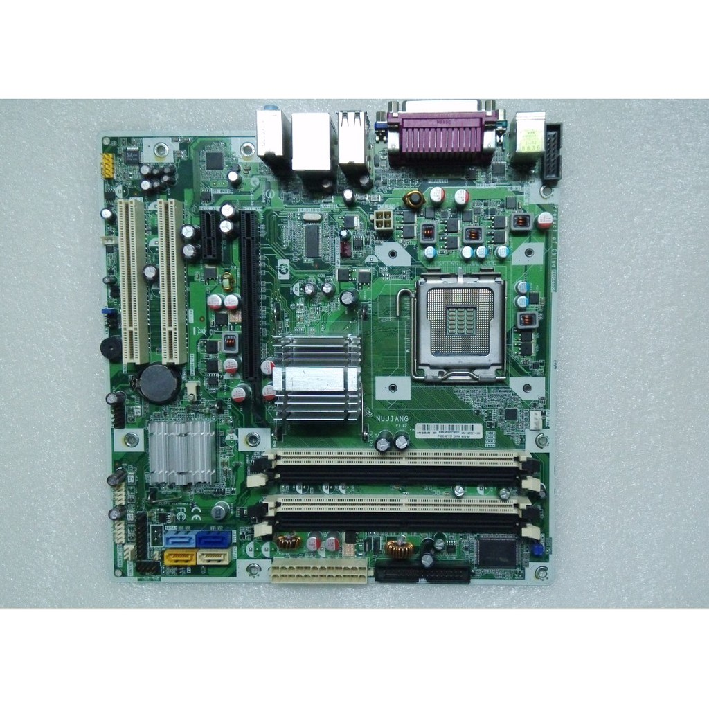 HP COMPAQ DX2810 DX2818 MICROTOWER PC SYSTEMBOARD 508460-001 506521-001
