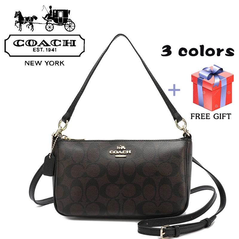 36c1a5ce6a Coach Women Shoulder Bag Sling Bag Handbag 3 Colors