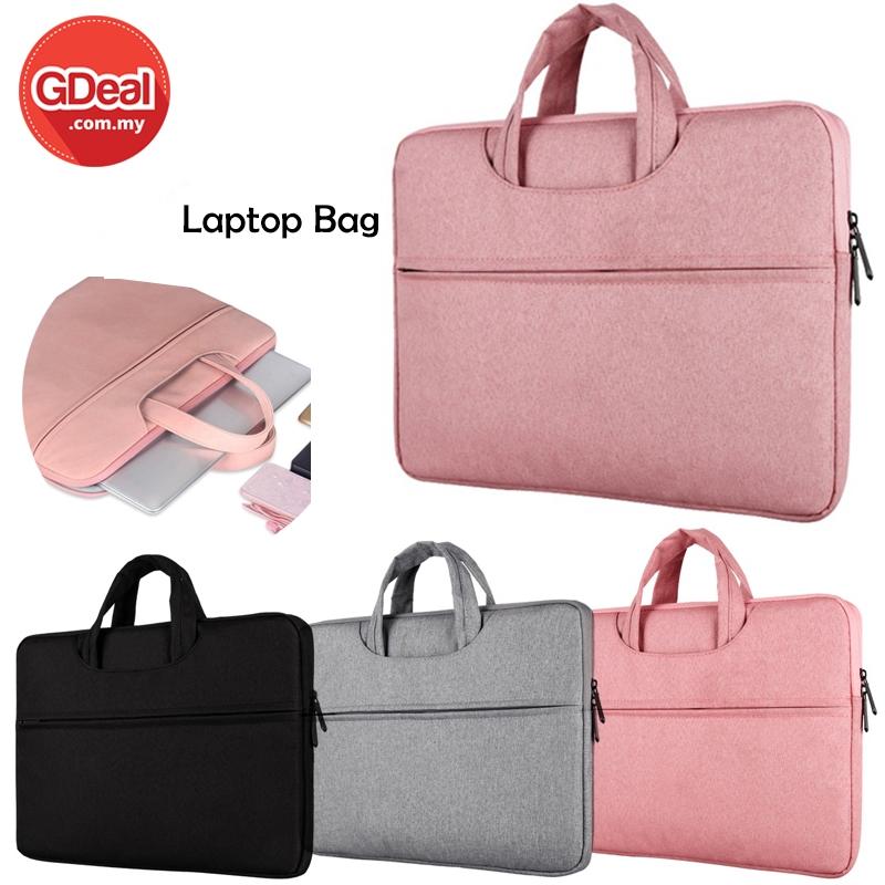 GDeal High Quality Laptop Sleeve Handbag Waterproof Notebook Case Bag