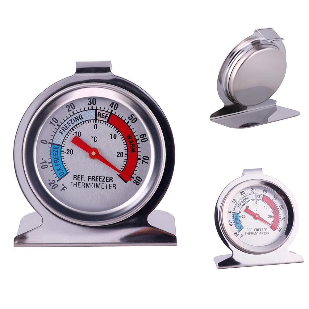 1 Pcs freezer//fridge thermometer for food storage temperature measurement BB