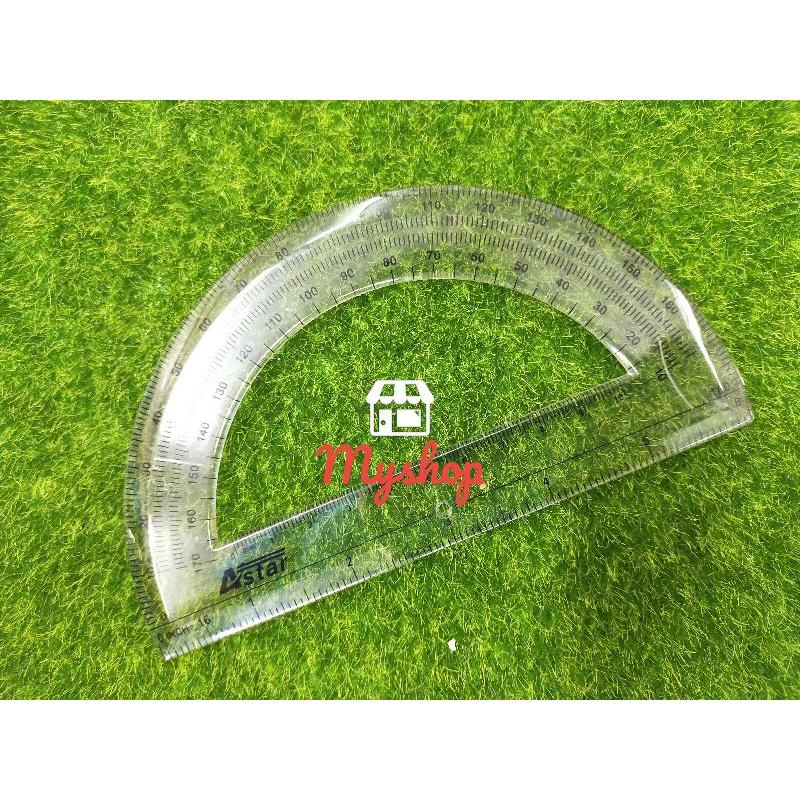 Astar SL 1 Degree plastic Ruler 15cm