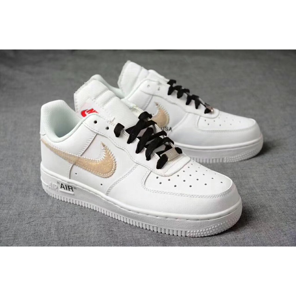 Nike Air Force 1 Low air force one classic Cortez gold medal champion color