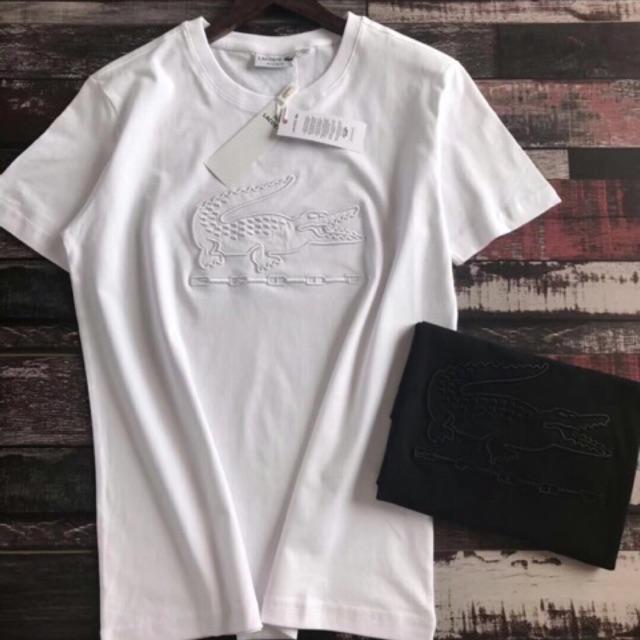 aa9800d74d T-Shirt Lacoste Sport Big Logo [Ready Stock]
