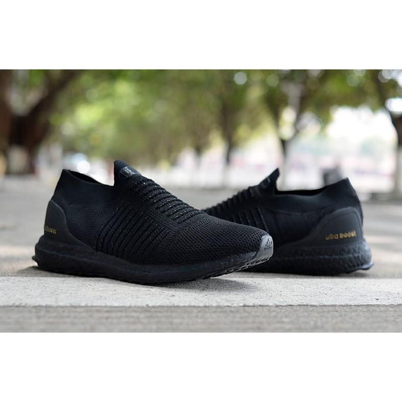 Original New Arrival 2018 Adidas UltraBOOST LACELESS Men's