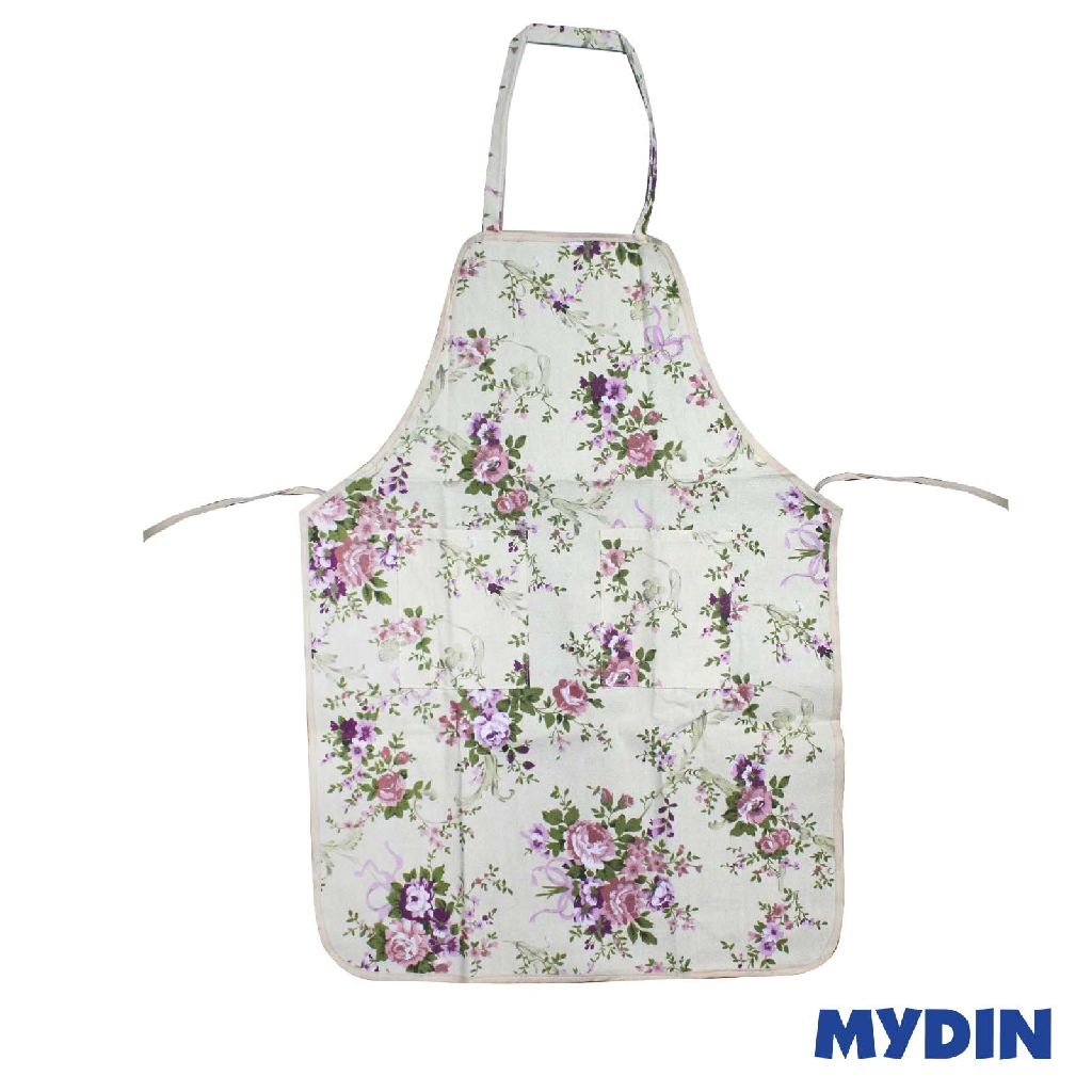 Apron Floral (58 X 80cm) RY600-868 Assorted