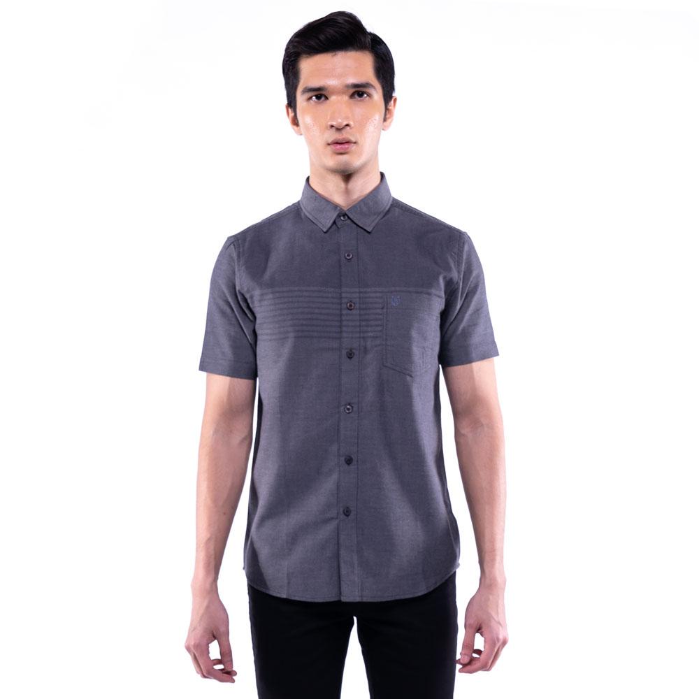 Rav Design 100% Cotton Woven Shirt Short Sleeve  RSS31433201
