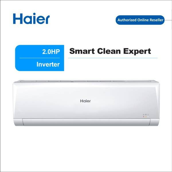 Haier HSU-18VNR18 2.0HP Smart Clean Expert Inverter Air Conditioner with R32 Refrigerant