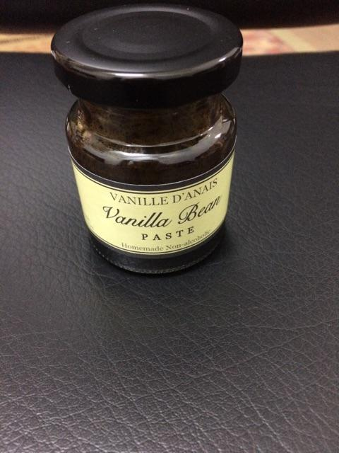 Non-alcoholic Vanilla Bean Paste (Halal Certified by