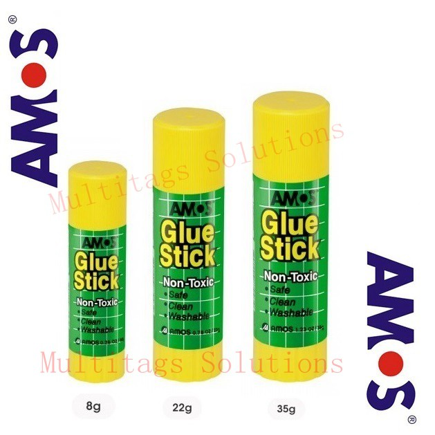 Amos Glue Stick 8g/22g/35g