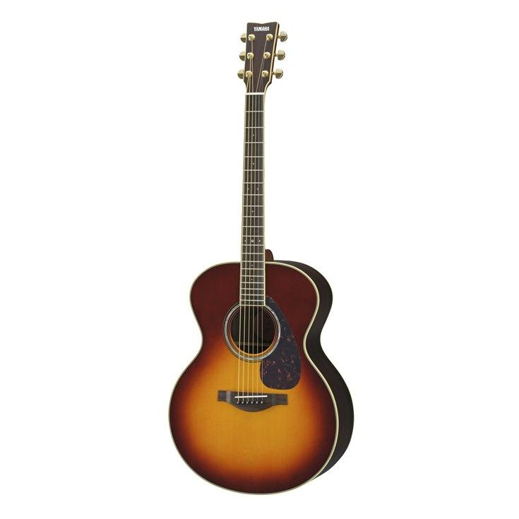 Yamaha Acoustic Guitar LJ6 Gitar accoustic guitar acoustic Music instrument