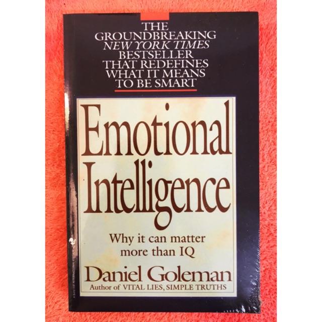 【Ready Stock】Emotional Intelligence