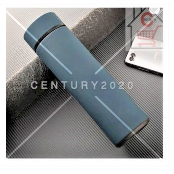 Stylish Vacuum Flask With Filter Stainless Steel 304 Thermal Cup Coffee Mug Matte Color Body Office Business Thermos