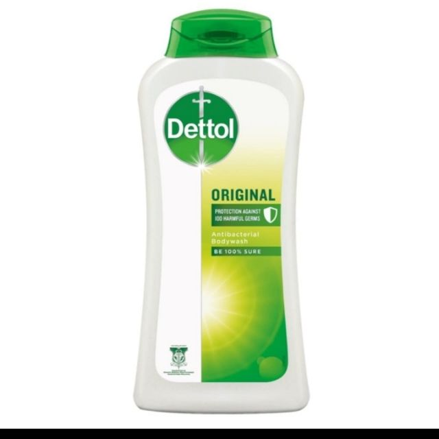 Dettol Shower Foam 250ml