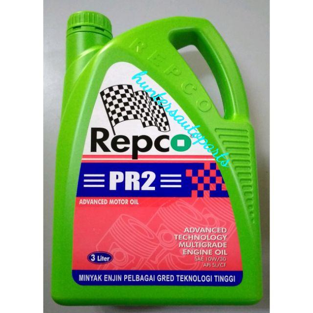 Repco PR2 Engine Oil API SL SAE 10W/30