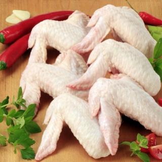 Fresh Chicken 2 Joint Wing / Kepak Ayam (500G)