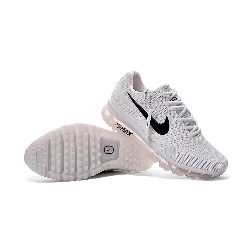 NIKE Air MAX 2017 Nike Running shoes full palm nano Disu technology Sports Men shoes hot Sneakers 40 46