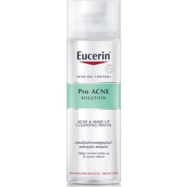 Eucerin Eucerin ProACNE Solution Acne & Make-up Cleansing Water 400ml