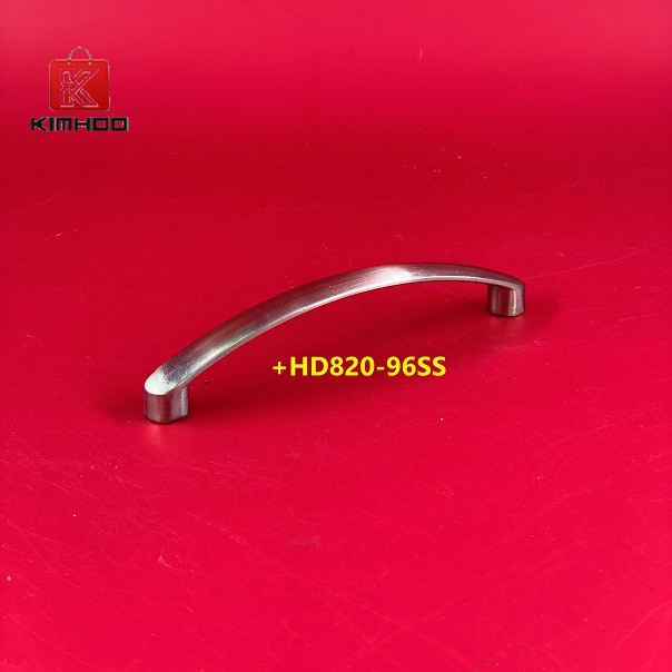 KIMHOO High Quality Stainless Steel Modern Type Furniture Cabinet Handle +HD820-96SS