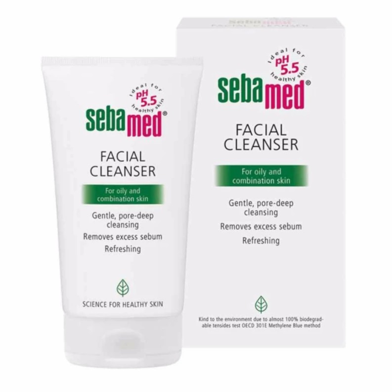 Sebamed Facial Cleanser for Oily and Combination Skin (150ml)