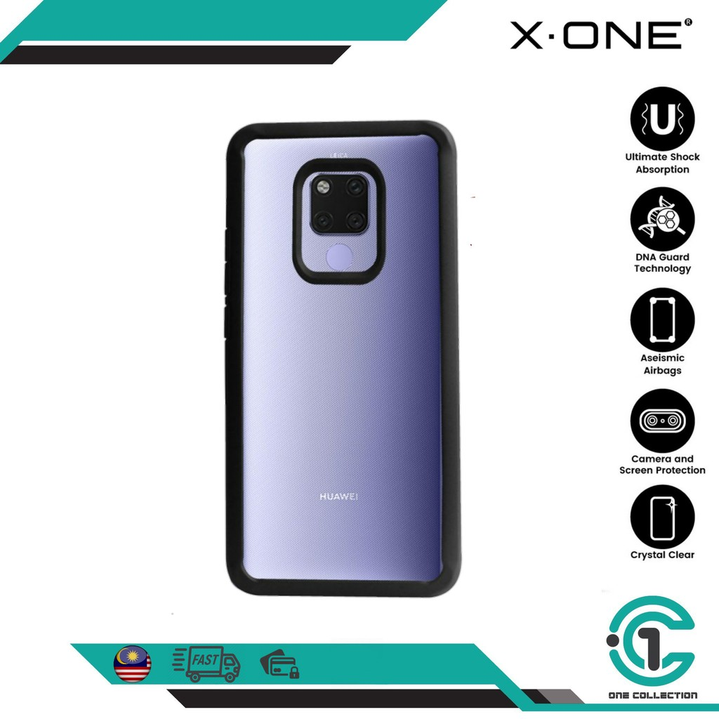 21a39a71f2e X-One DropGuard 2.0+ for Huawei Mate 20 X READY STOCK