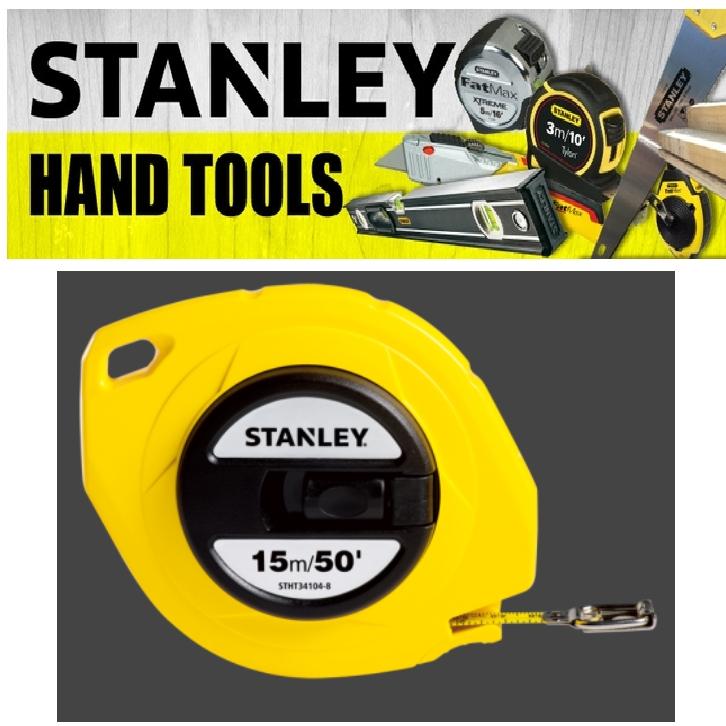 STANLEY HAND POWER TOOLS STEEL LONG TAPE  MEASURE TAPE (3 MONTH WARRANTY)