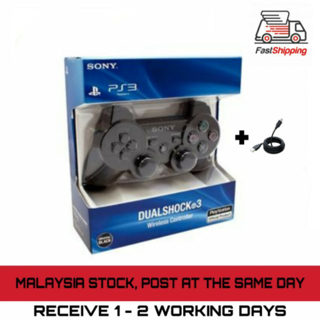 e4570d04 Sony Official Genuine Wireless Controller Joystick PlayStation PS3 Dualshock