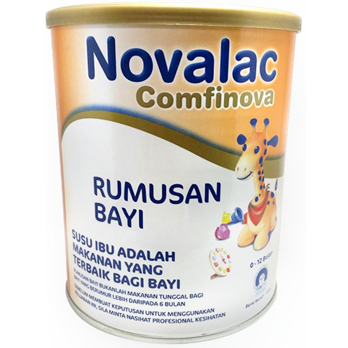 Novalac Comfinova for 0-12m (400g)