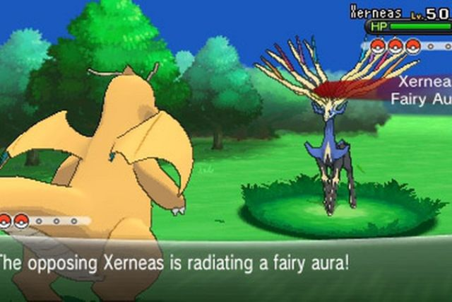 Original Pokemon X Nintendo 3DS Games USA