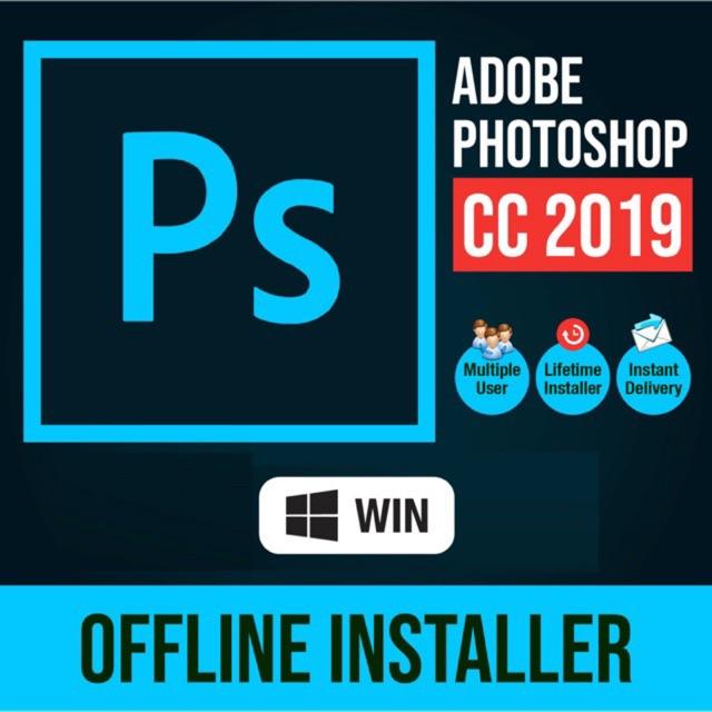 Adobe Photoshop CC 2019 Windows 64 Bit